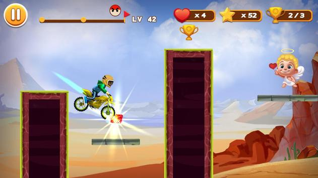 Stunt Moto Racing ScreenShot1