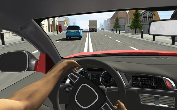 Racing in Car ScreenShot1