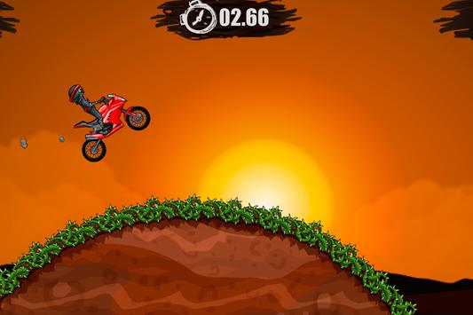 Moto X3M Bike Race Game ScreenShot1