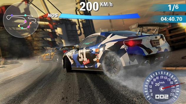 Crazy Racing Car 3D ScreenShot1