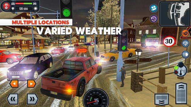 Car Driving School Simulator ScreenShot1