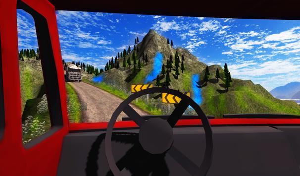 Truck Driver Cargo ScreenShot1