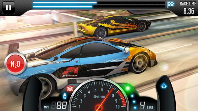 CSR Racing ScreenShot1