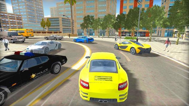 Real City Car Driver ScreenShot1