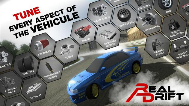 Real Drift Car Racing Lite ScreenShot1