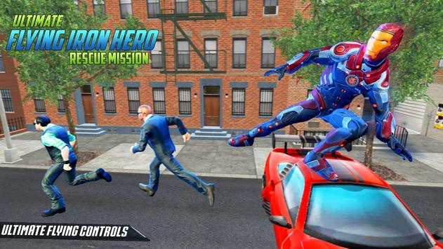 Ultimate KungFu Superhero Iron Fighting Free Game ScreenShot2