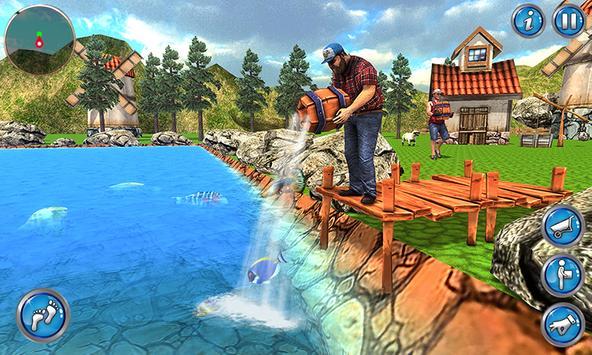 Fishing Farm Construction Sim 2019 ScreenShot2