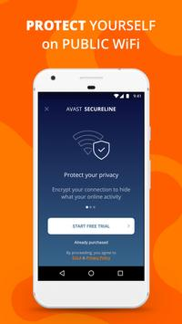 VPN SecureLine by Avast - Security and Privacy Proxy