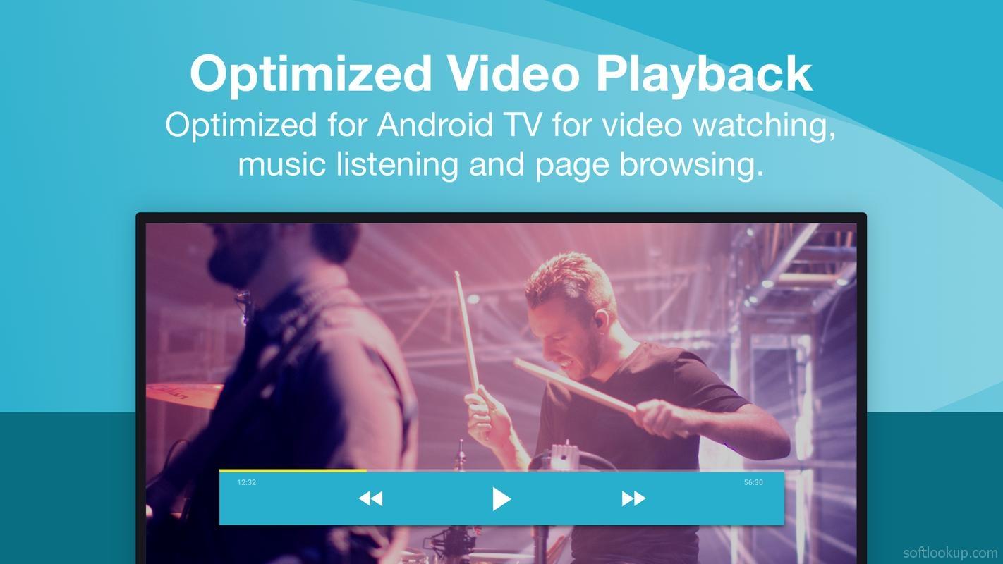 Puffin TV - Fast Web Browser ScreenShot2