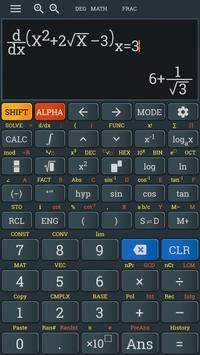 Advanced fx calculator 991 es plus and 991 ms plus
