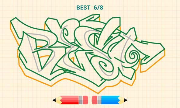 How to Draw Graffitis ScreenShot2