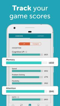 Lumosity: #1 Brain Games and Cognitive Training App ScreenShot2