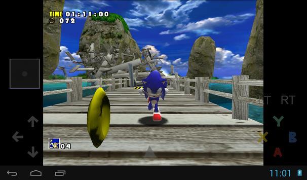 Reicast - Dreamcast emulator ScreenShot2