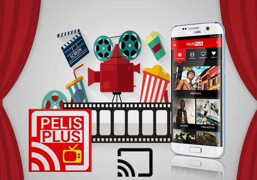 PelisPLUS Chromecast ScreenShot2