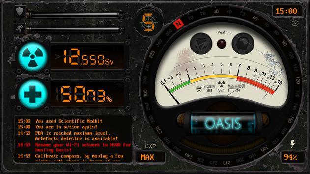 PDA Compass - demo version