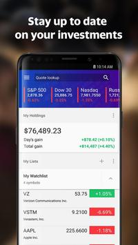Yahoo Finance: Real-Time Stocks and Investing News