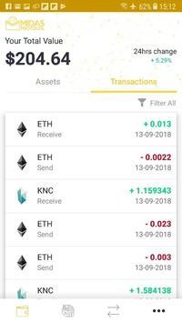 Midas Protocol - Crypto Wallet: Bitcoin, Ethereum