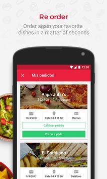 Domicilios.com - Order food ScreenShot2