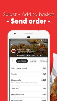 efood delivery ScreenShot2