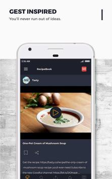 Recipe Book: Recipes and Shopping List ScreenShot2