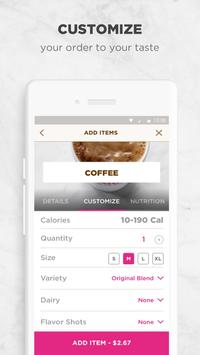 Dunkin Donuts ScreenShot2