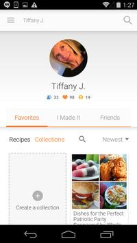 Allrecipes Dinner Spinner ScreenShot2