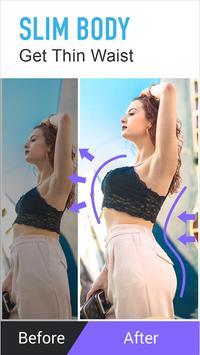 Body Editor - Body Shape Editor, Slim Face and Body ScreenShot2