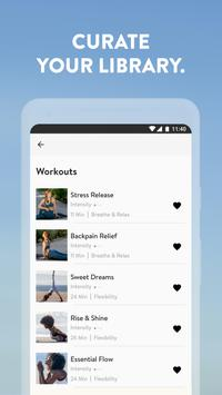 Asana Rebel: Yoga Workouts and Bodyweight Fitness ScreenShot2