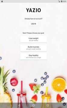 YAZIO Calorie Counter, Nutrition Diary and Diet Plan