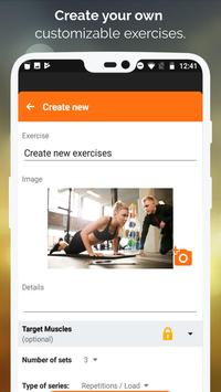 Gym WP - Dumbbell, Barbell and Supersets Workouts ScreenShot2