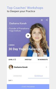 Daily Yoga - Yoga Fitness Plans ScreenShot2