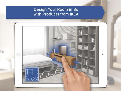 Room planner: Interior and Floorplan Design for IKEA