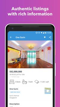 99.co: Buy or Rent a new home in Singapore ScreenShot2