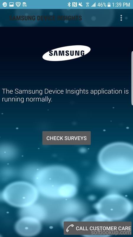 Samsung Device Insights