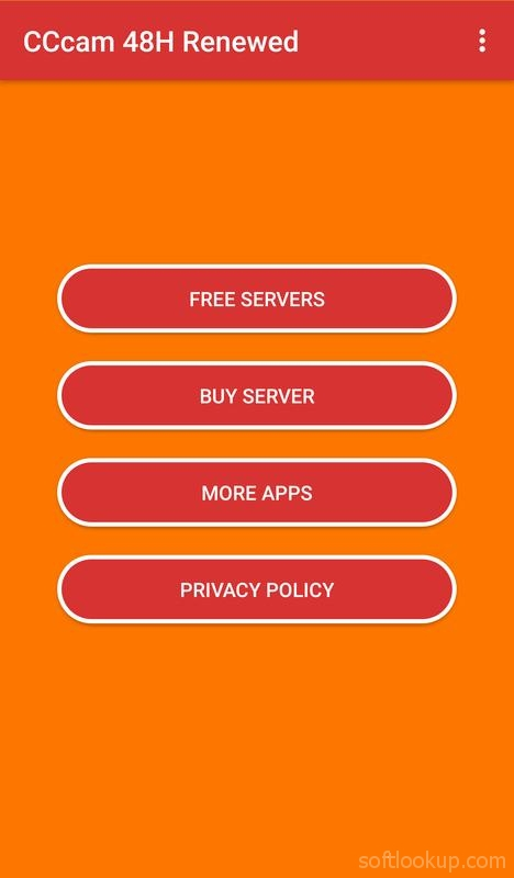 CCcam 48H Renewed 1 0 2 Free for Android - APK Download