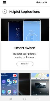 Experience app for Galaxy S9/S9+ ScreenShot2