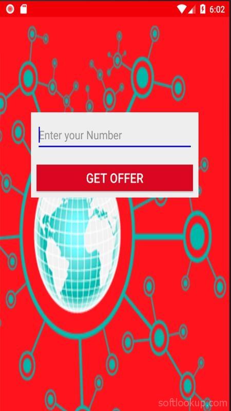 free 200 gb data prank ScreenShot2