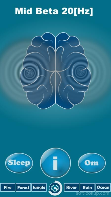 Binaural Beats Meditation ScreenShot2