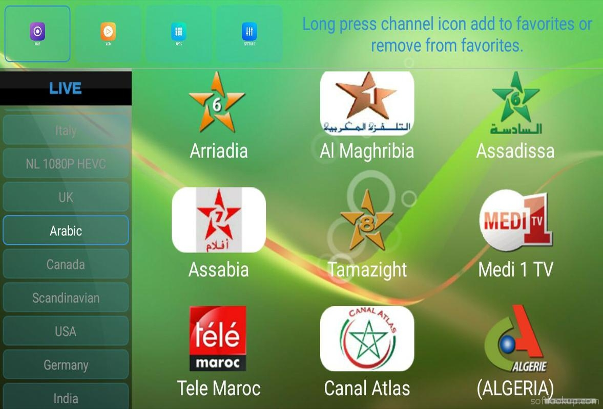 Magnum IPTV 1 0 1 Free for Android - APK Download