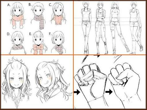Drawing Anime Step by Steps 2018