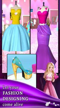 Prom Dress and Shoe Designer Games ScreenShot2