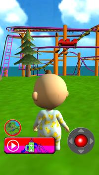 Talking Babsy Baby: Baby Games