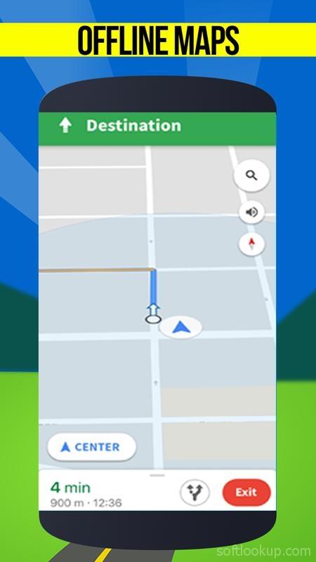 GPS Maps of Myanmar : Offline Map Navigation
