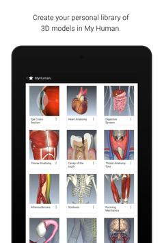 BioDigital Human - 3D Anatomy ScreenShot2