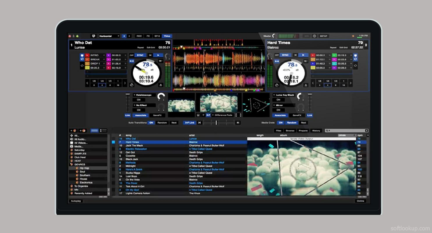VIRTUAL FLDJ STUDIO - Djing and Mix your music