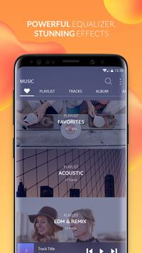 Music player - Mp3 player for Galaxy S9 ScreenShot2