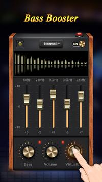 Equalizer - Bass Booster and Volume Booster ScreenShot2