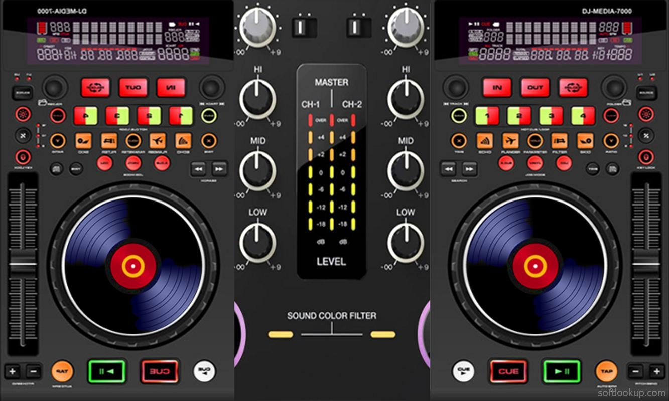 Virtual DJ MP3 Mixer ScreenShot2
