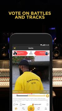 Battle Me: Rap Maker and Hip Hop Studio. Community ScreenShot2