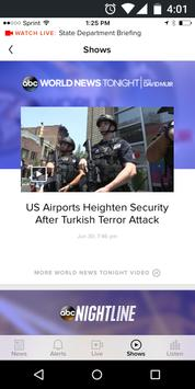 ABC News - US and World News ScreenShot2